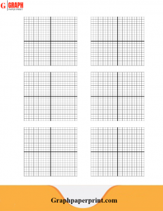Free Graph Paper With Numbers To Print