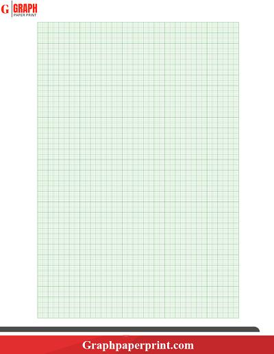 Printable Graph Paper A4