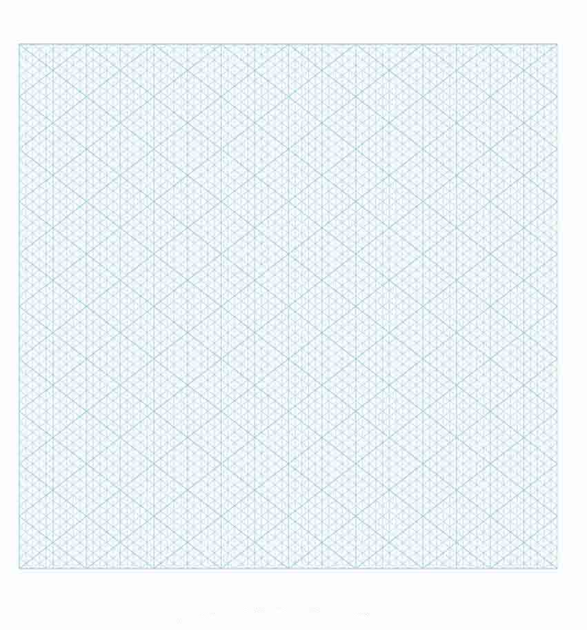 Printable Isometric Graph Paper pdf